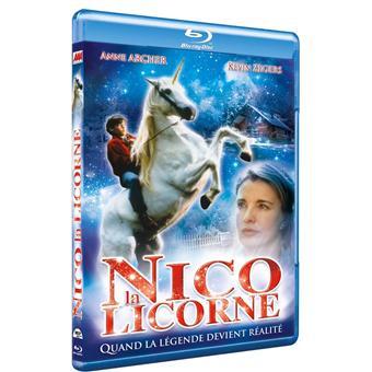 Nico la licorne - Blu-Ray