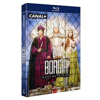 BorgiaBorgia - Coffret intégral de la Saison 1 - Blu-Ray
