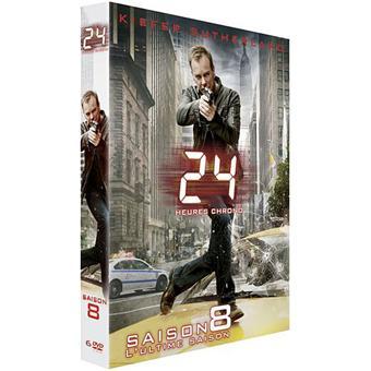 24 heures chrono24 - Season 8 DVD-Box