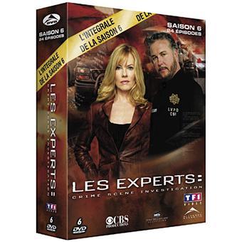 Les Experts Las VegasCoffret intégral de la Saison 6