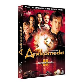AndromedaAndromeda - Coffret de la Saison 3 - Volume 1