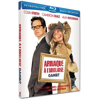 Arnaque à l'anglaise Blu-ray