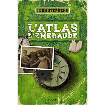 Les livres des origines (1) : L'Atlas d'émeraude