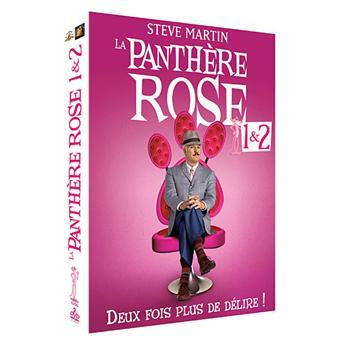 La Panthère Rose - La Panthère Rose 2 - Coffret
