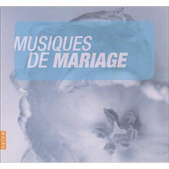 Musiques de mariage
