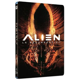 AlienAlien La resurrection Combo Blu-ray + DVD