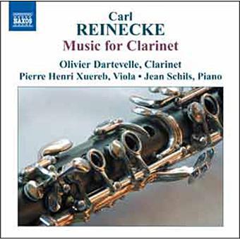 Musique pour clarinette
