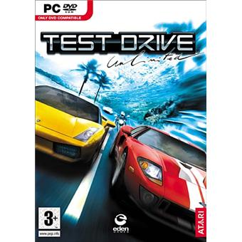 Test Drive - Unlimited
