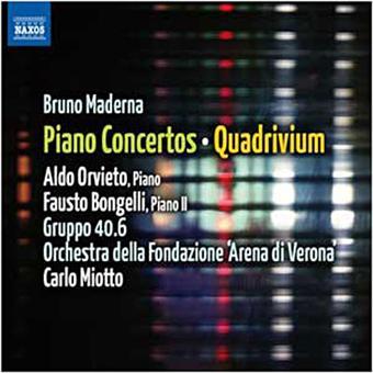 Klavierkonzerte/Quadrivium