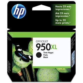 Cartouche d'encre OfficeJet HP 950 XL (CN045AE) - Noire