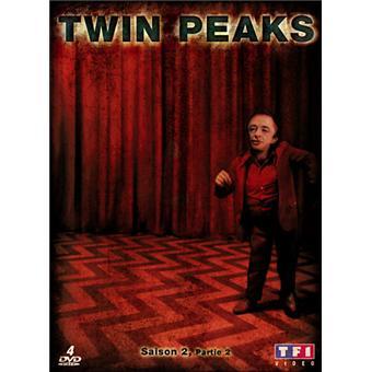 Twin PeaksCoffret de la Saison 2 : Partie 2 DVD