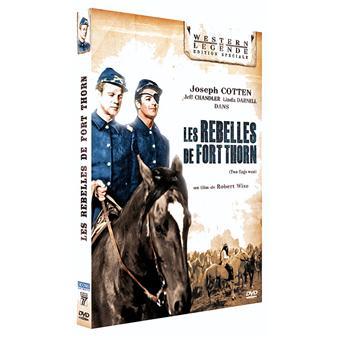 Les rebelles de Fort Thorn DVD