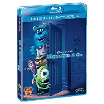 Monsters en Co. / Monsters Inc. (2-disc Deluxe Set)