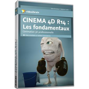 video2brain cinema 4d r14 les fondamentaux