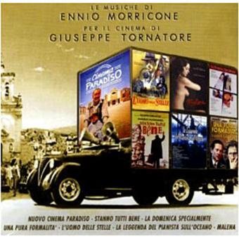 Le Musiche Di Ennio Morricone Per Il Cinema Di Giuseppe Torn