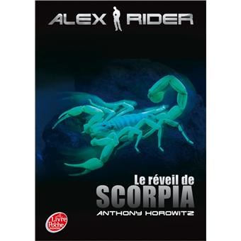 Les aventures d'Alex RiderAlex Rider - Le réveil de Scorpia