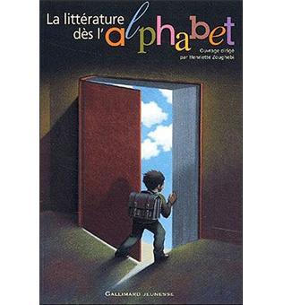 La littérature dès l'alphabet