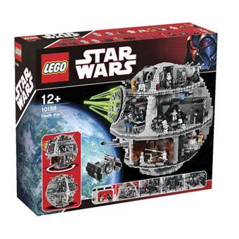 Lego® 10188 Death Star Noire Wars L'étoile TXiuOPkZ