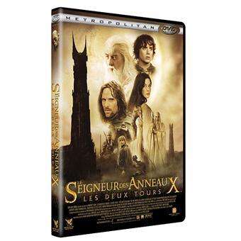 Le Seigneur des anneauxLes Deux Tours DVD