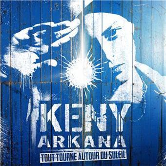 album tout tourne autour du soleil keny arkana