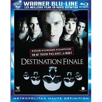 Destination finale - Blu-Ray