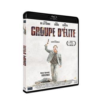Groupe d'élite - Blu-Ray