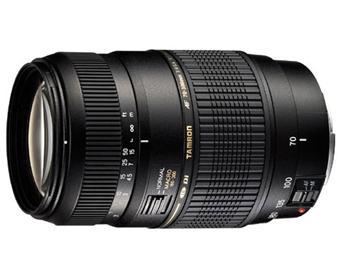 Objectif reflex Tamron AF Di 70 - 300 mm f/4.0 - 5.6 LD Macro 1:2, Monture Nikon AF compatibilité étendue : D40, D40x et D60