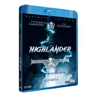 Highlander - Edition Director's  Cut  - Blu-Ray