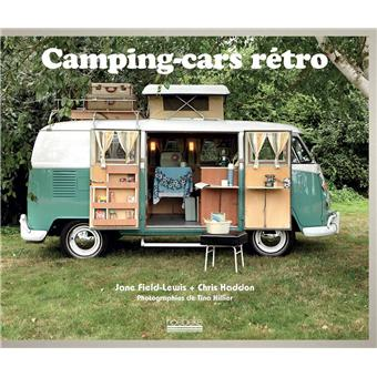 Camping car r tros cartonn jane field lewis chris for Housse tyvek camping car