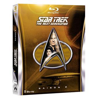 Star Trek The Next GenerationStar Trek The Next Generation - Coffret intégral de la Saison 2 - Blu-Ray