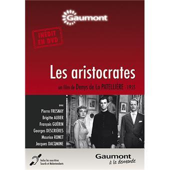 Les aristocrates DVD