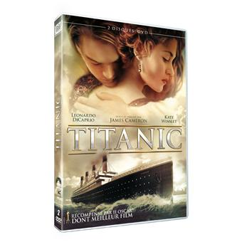 Titanic Edition Collector 2 DVD