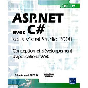ASP.NET avec C# sous Visual studio 2008