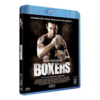 Boxers - Blu-Ray