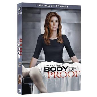 Body of ProofCoffret intégral de la Saison 1