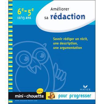 Mini Chouette Ameliorer Sa Redaction 6e 5e