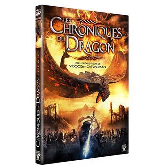 Les Chroniques du Dragon DVD