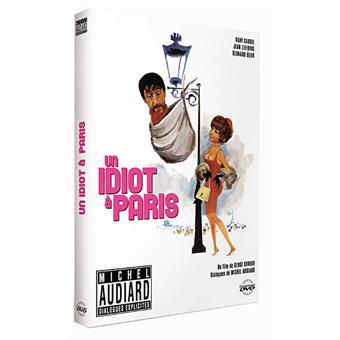 Un idiot à Paris DVD