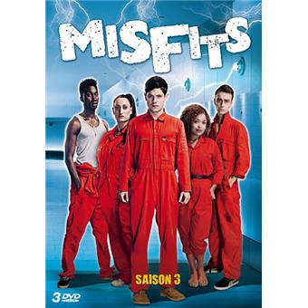 MisfitsMisfits - Coffret intégral de la Saison 3