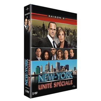 New York Unité SpécialeNew York Unité Spéciale - Coffret intégral de la Saison 9