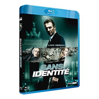Sans identité - Blu-Ray