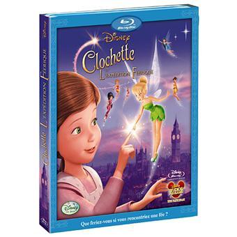 Fée ClochetteClochette et l'expédition féérique - Blu-Ray