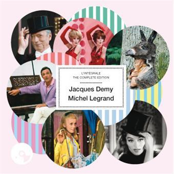 Jacques Demy - Michel Legrand - L'intégrale 11 CD - Edition spéciale Fnac