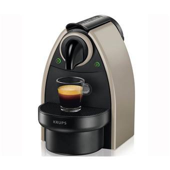 krups yy1540fd nespresso essenza earth auto taupe achat prix fnac. Black Bedroom Furniture Sets. Home Design Ideas