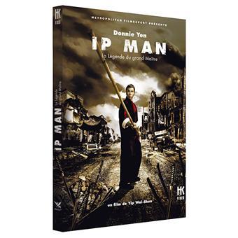 Ip ManIp Man La Légende du Grand Maître DVD