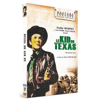 Le Kid du Texas DVD