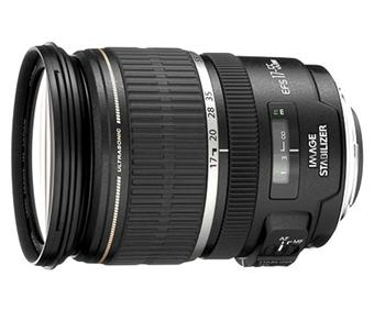 Canon EF-S IS USM 17-55 mm f / 2.8