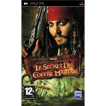 Pirates Des Caraïbes - Le Secret du Coffre Maudit