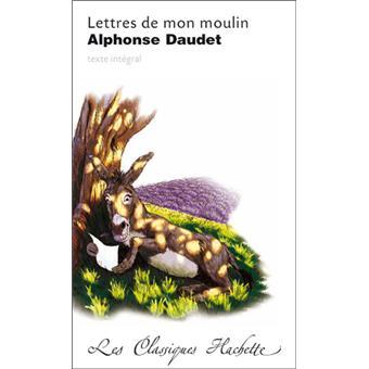 Lettres de mon moulin, Alphonse Daudet