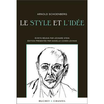 Le style et l idee